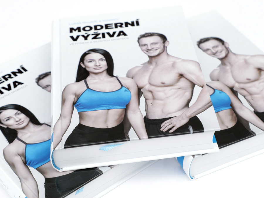 Kniha Moderní Výživa