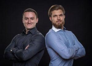 Lukáš Roubík & Miloslav Šindelář