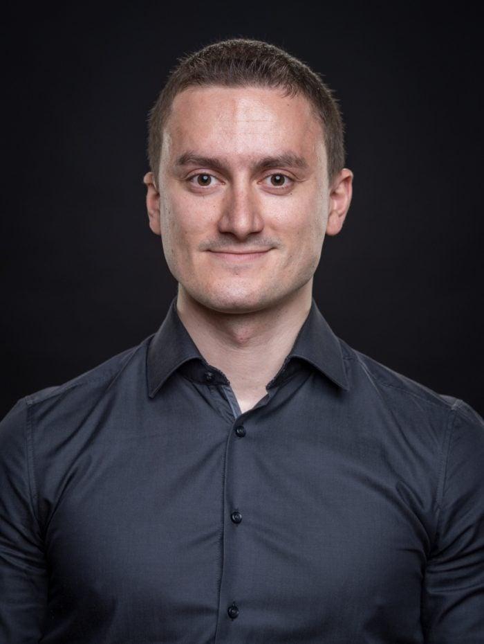 Lukáš Roubík – zakladatel IMV