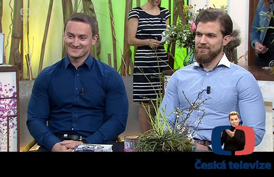 O mýtech ve výživě v Sama Doma na České Televizi