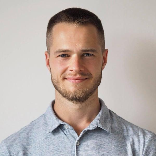 Bc. Pavel Křivan – fyzioterapeut, osobní trenér
