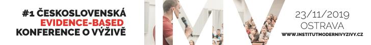 #1 československá evidence based konference o výživě