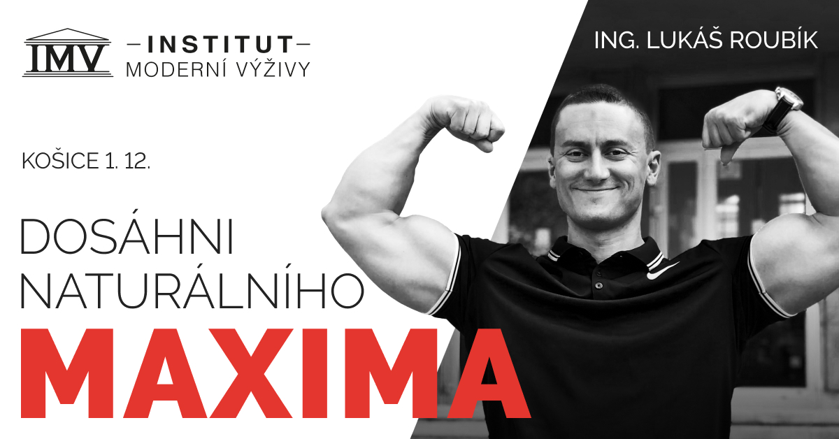 Celodenní kurz Dosáhni naturálního MAXIMA!